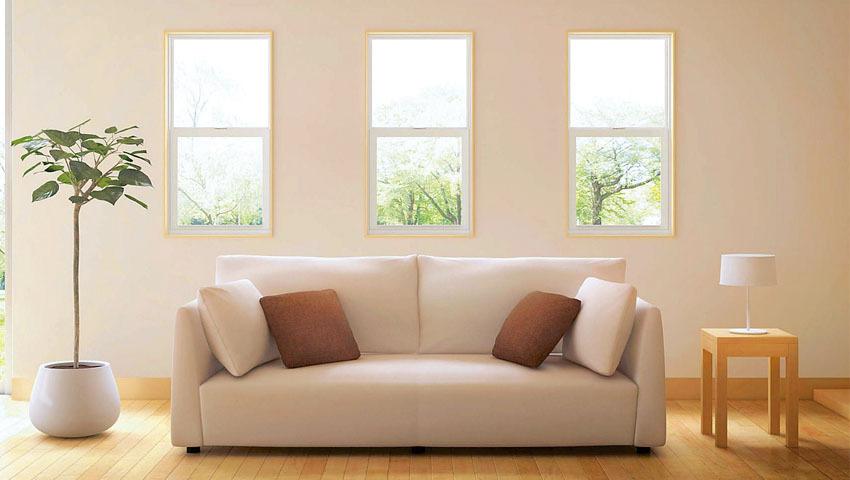 熱を伝えにくい樹脂を採用した断熱窓