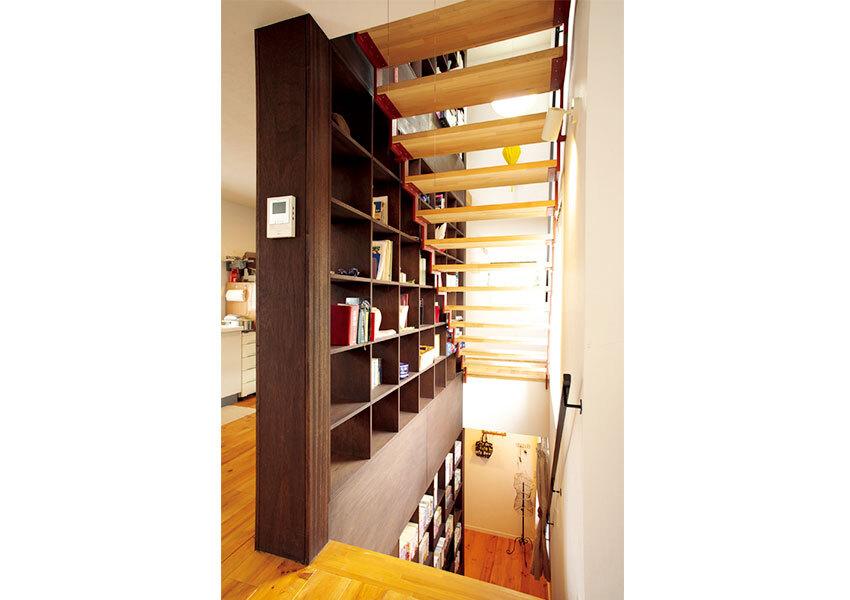 階段ライブラリー
