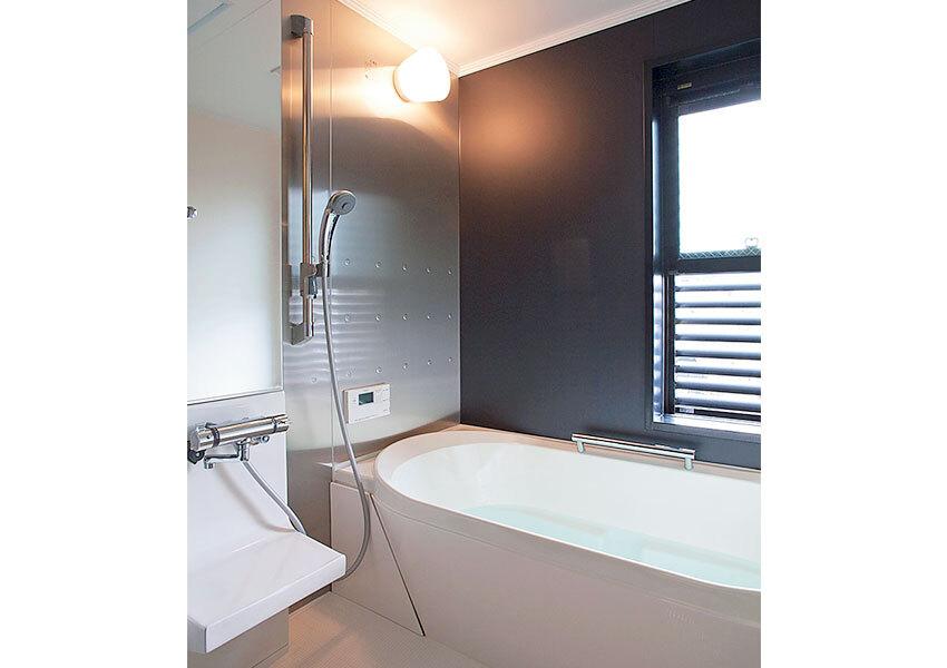 スピリチュアルモード浴室