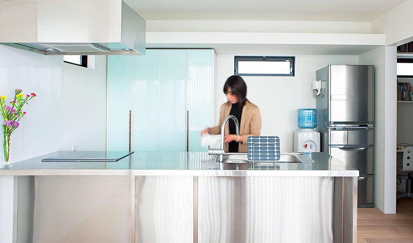 デザインキッチン