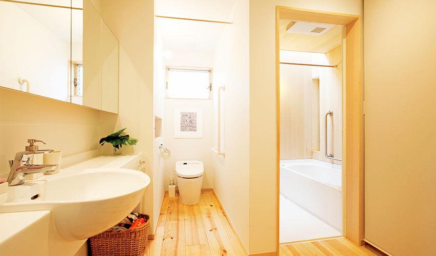 浴室 サニタリー